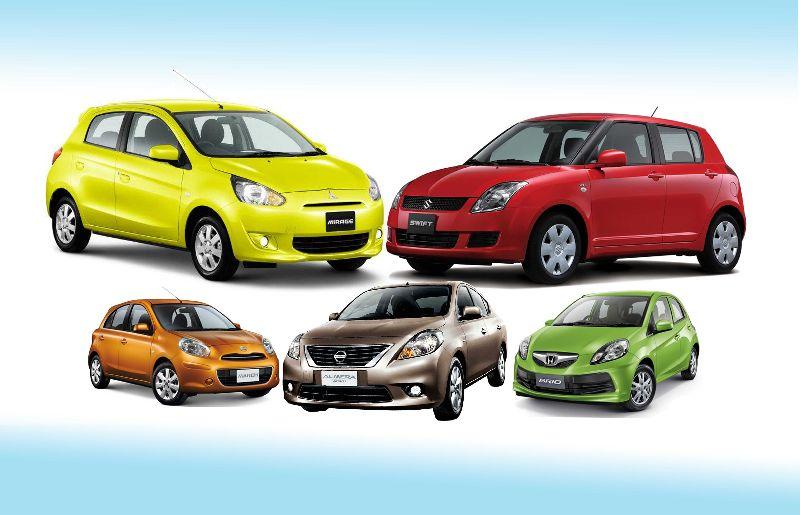 ความแตกต่างของรถ Eco