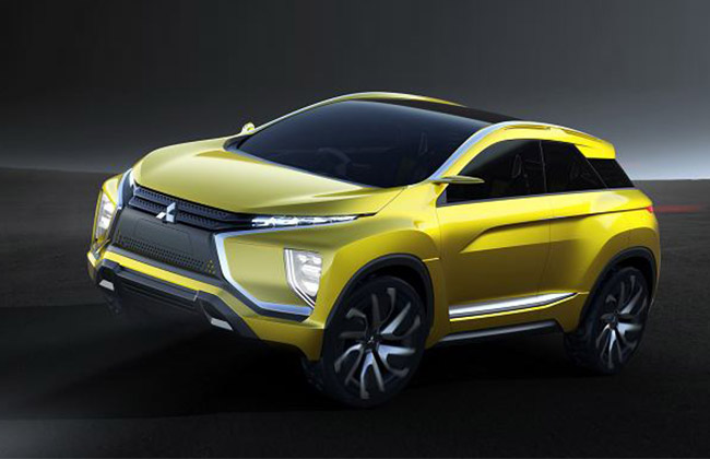 Mitsubishi-XM-side