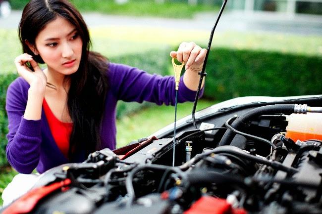 วิธีการดูแลรักษารถยนต์